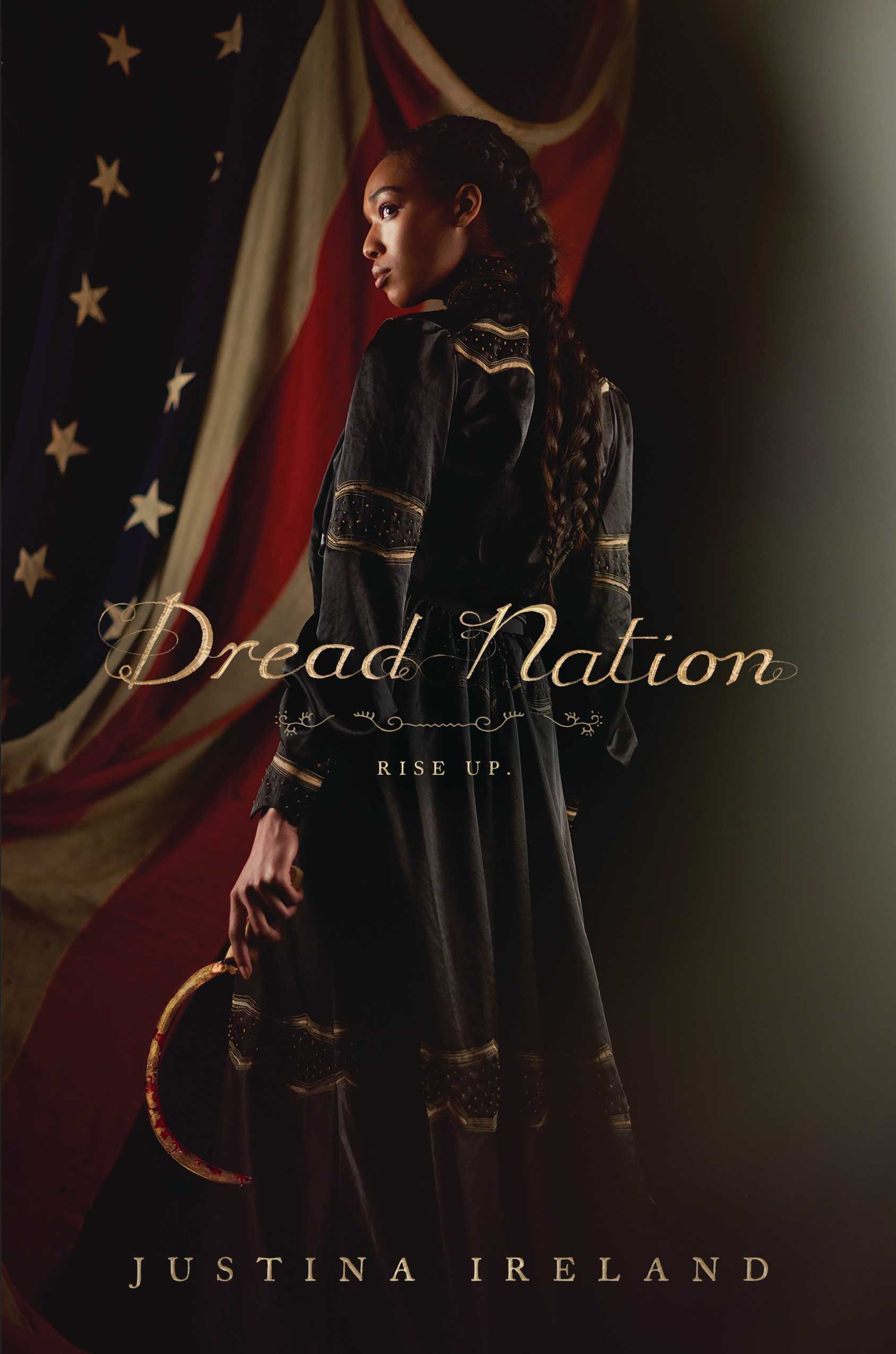 Image result for dread nation book cover