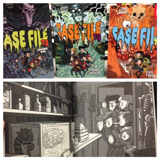 case files 13