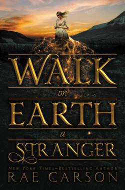 Walk on Earth a Stranger jkt